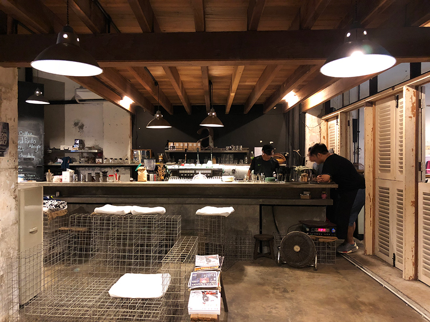 Awesome Canteen 店内