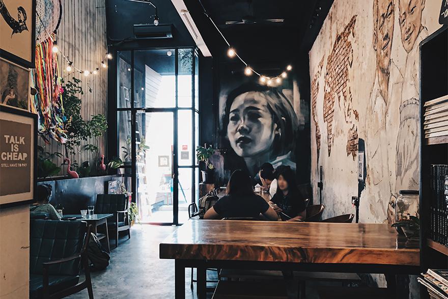 ペナン島coffeeaddict