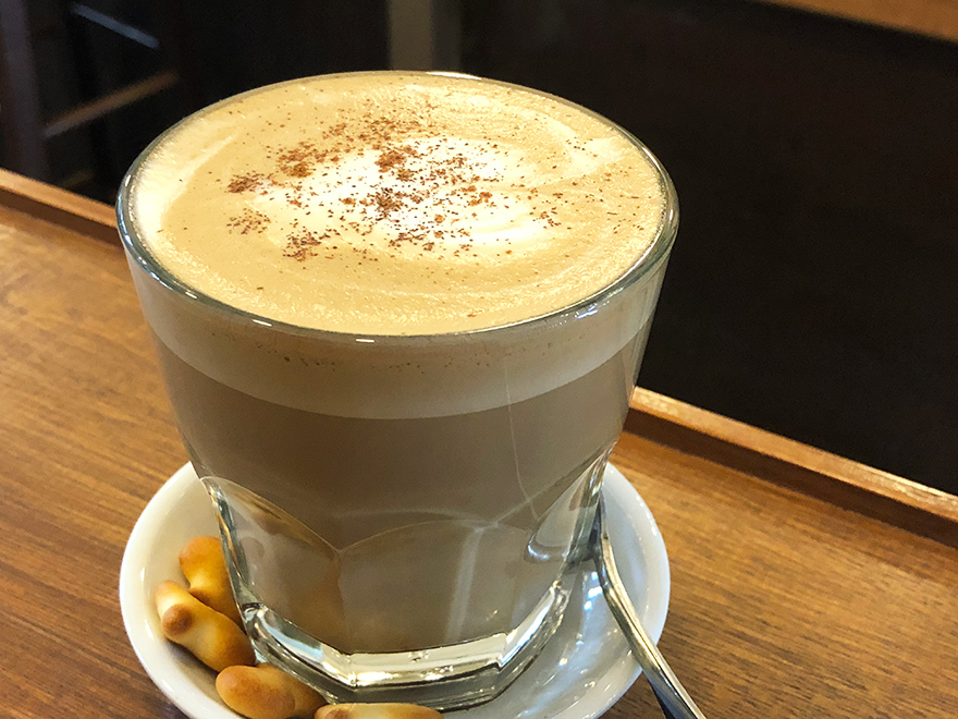 コーヒーアディクト チャイコーヒー