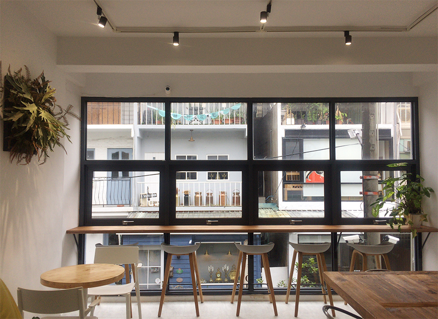 picafe 店内
