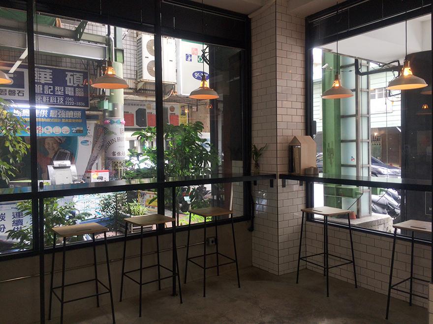 Fleet Street カフェ 台湾 台中