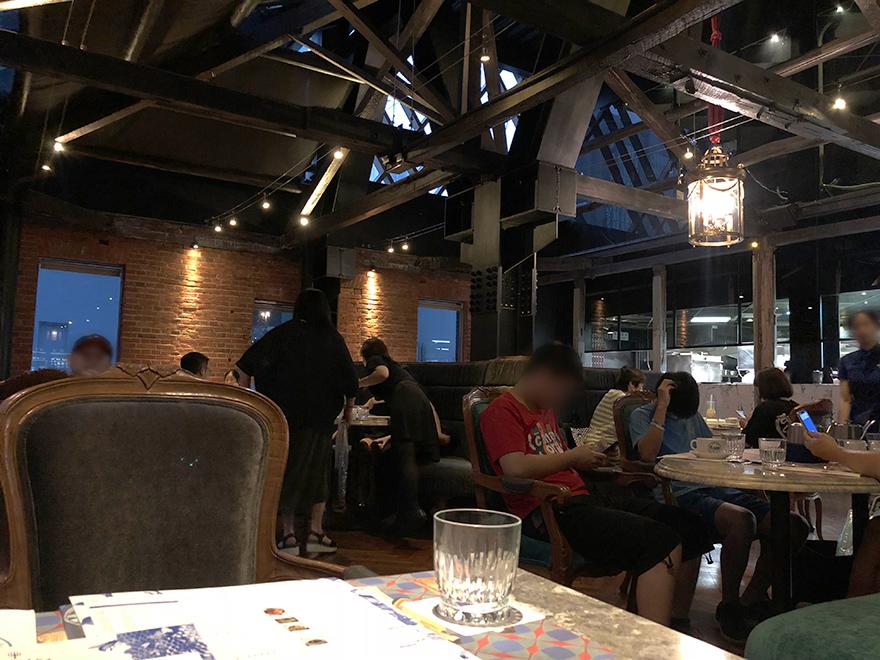 宮原眼科 台中 レストラン