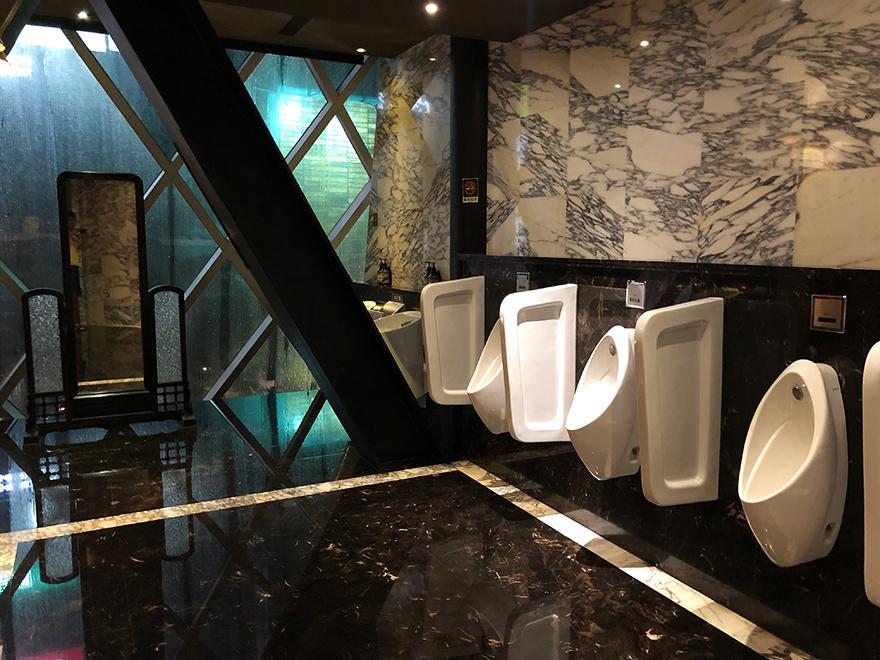 宮原眼科 台中 レストラン トイレ