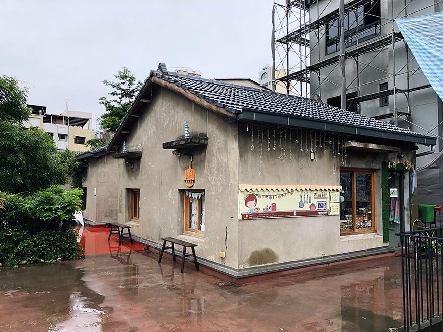 綠光計畫 Green Ray 台湾 台中 小食手感空間