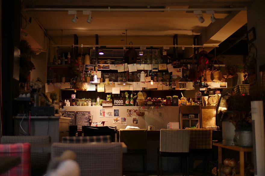 綠光計畫 Green Ray 台湾 台中 isabellas cafe