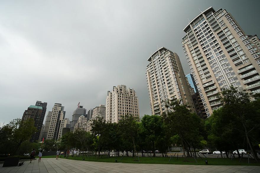 台湾台中旅行 日本の建築家伊藤豊雄氏が設計した「台中国立歌劇院」