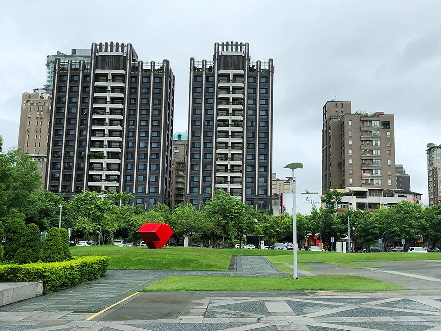 国立台湾美術館 アート 台湾 台中