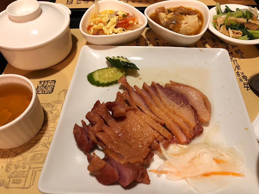 台湾台中旅行 台湾茶のお店「無為草堂」