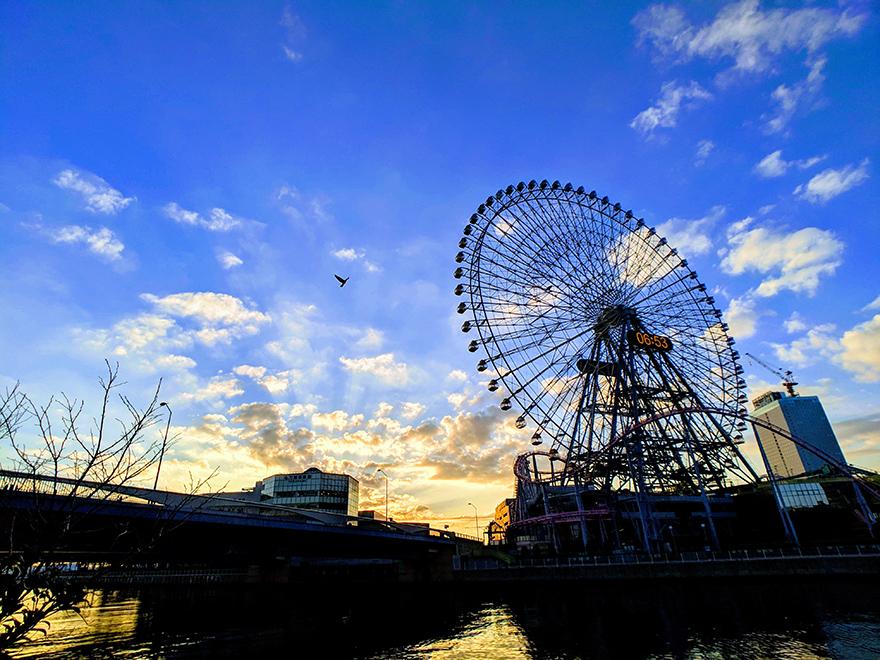ニューオータニイン横浜プレミアム ホテル みなとみらい 横浜 観覧車