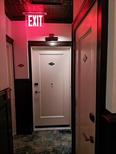 ニューヨーク旅行 ローワーイーストサイド The Ludlow Hotel ルドローホテル 部屋