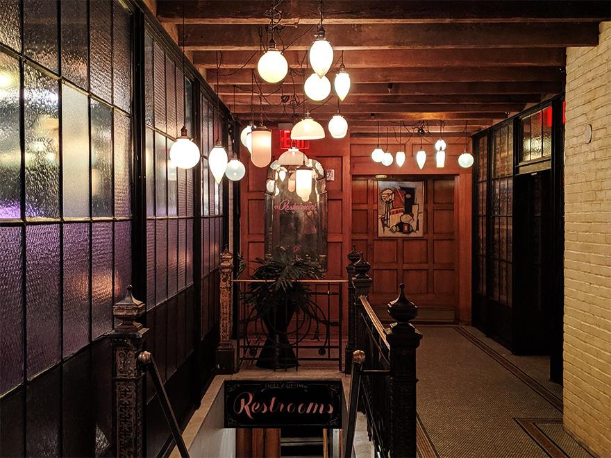 ニューヨーク旅行 ローワーイーストサイド The Ludlow Hotel ルドローホテル