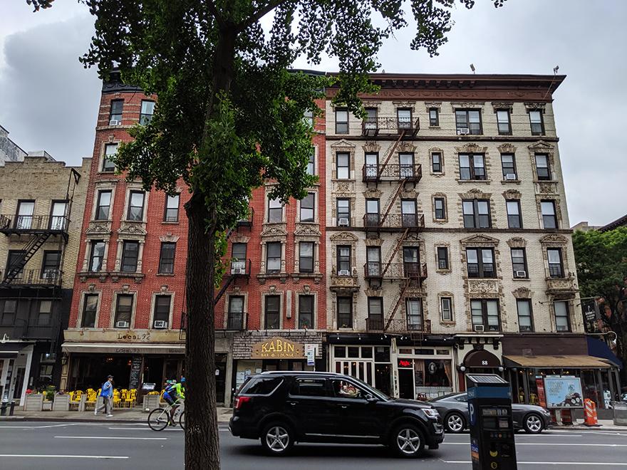 ニューヨーク旅行 ローワー・イースト・サイド The Ludlow Hotel