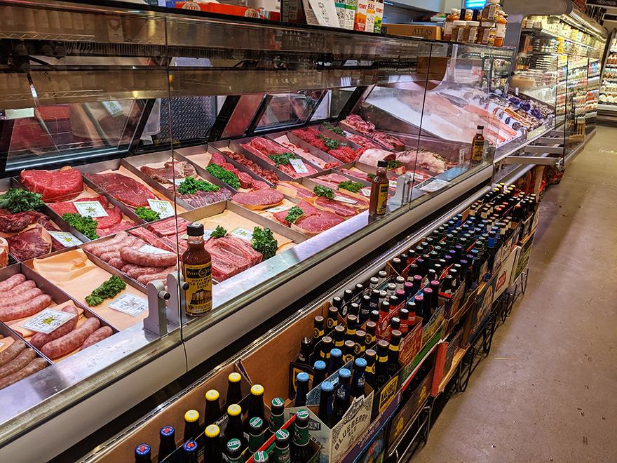 ニューヨーク旅行 ローワーイーストサイド ユニオンマーケット Union Market