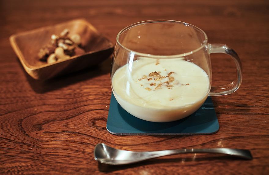簡単豆乳ヨーグルト風デザート