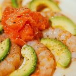 【おうちフレンチ レシピ】「アルゼンチン赤海老のカルパッチョ」の作り方と赤海老のたのしみかた。