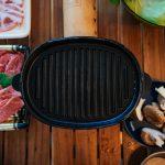 【家キャンプ第6弾】「家キャンプ」×「おうち焼肉」。コロダッチでこころゆくまでお肉を堪能。