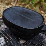 【キャンプ】家でもキャンプでも!最初の一台におすすめのダッチオーブン。スノーピーク(snow peak) コロダッチオーバル