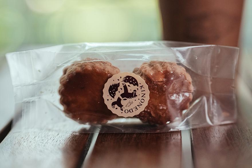 kinonedoのクッキー