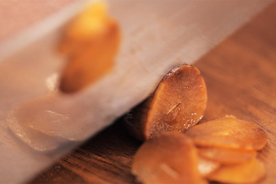 バイタミックスレシピ濃厚海老豆乳つけ麺」