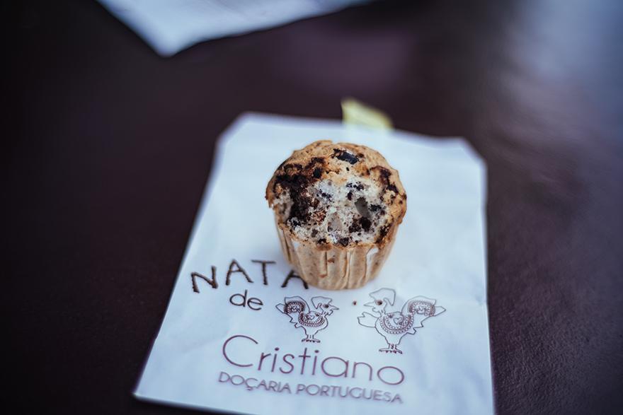 代々木八幡にある「NATA de Cristiano(ナタ・デ・クリスチアノ)」のボーロ・デ・クララ・コン・アマゾンカカオ